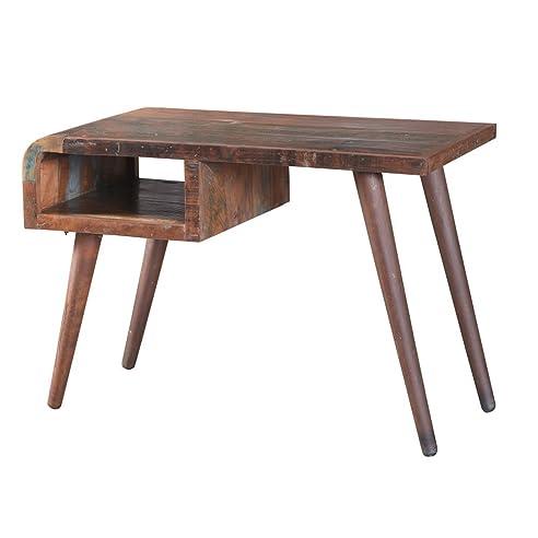 Schreibtisch design holz  Vintage Schreibtisch