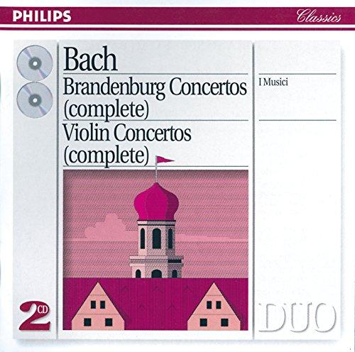 Brandenburg Concertos Violin - 1