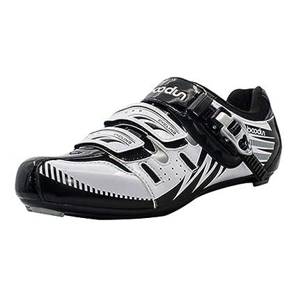 Bulary Zapatillas de Ciclismo, Zapatillas de Ciclismo de Carbono, Zapatillas de Bicicleta de Carretera