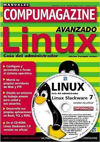 Linux Guia del Administrador (en Espanol / Spanish): Hector Facundo Arena, MP Ediciones: 9789875260351: Amazon.com: Books