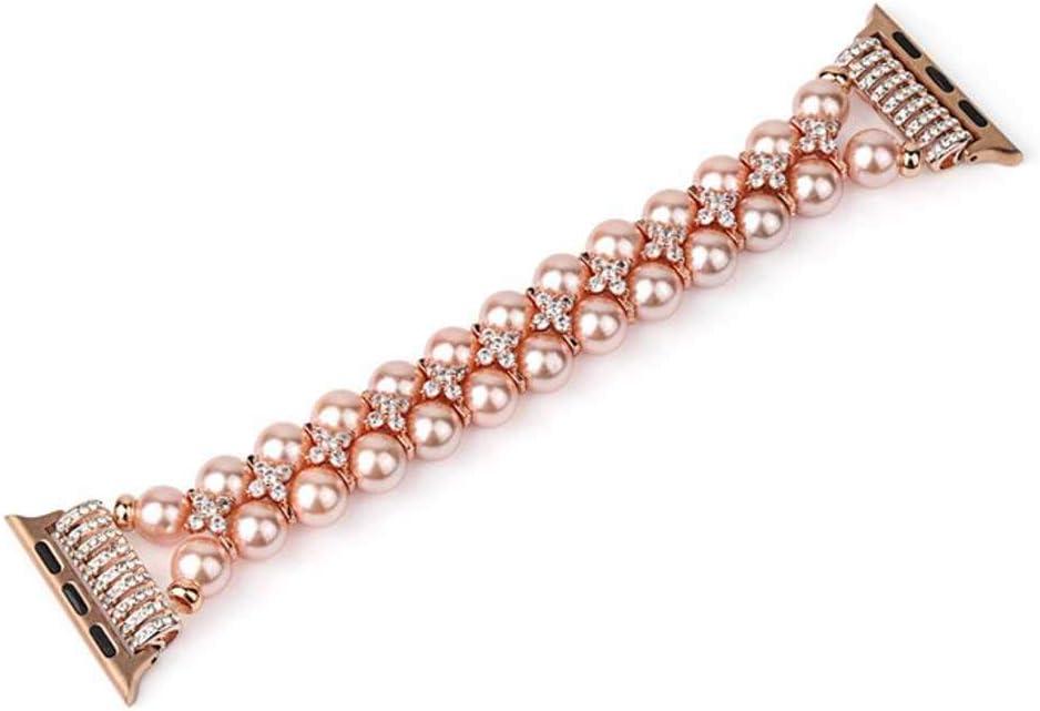 LANGY Pulsera de joyería de Perlas de imitación de Moda para ...