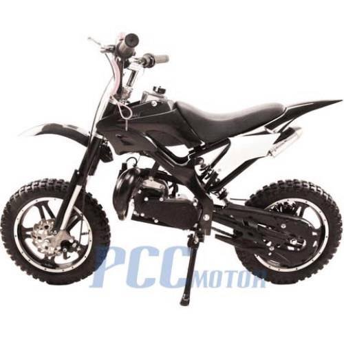 DB50X 48L KIDS 49CC 2 STROKE GAS MOTOR DIRT MINI POCKET BIKE (Black)