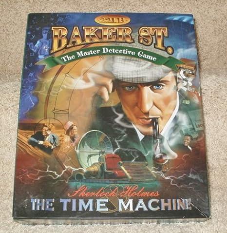 221 B Baker Street: Sherlock Holmes, The Time Machine: Amazon.es ...