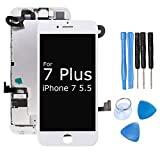 For iPhone 7 plus White LCD Display Touch - Best Reviews Guide