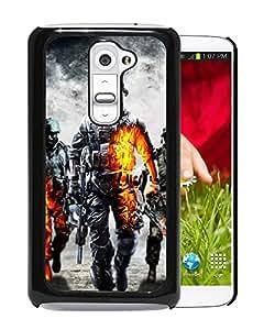 Battlefield Durable High Quality LG G2 Phone Case