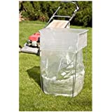 Trash Bag Holder - Multi-Use Bag Buddy Support Stand (39-45 Gallon Bags) (Discontinued by Manufacturer)