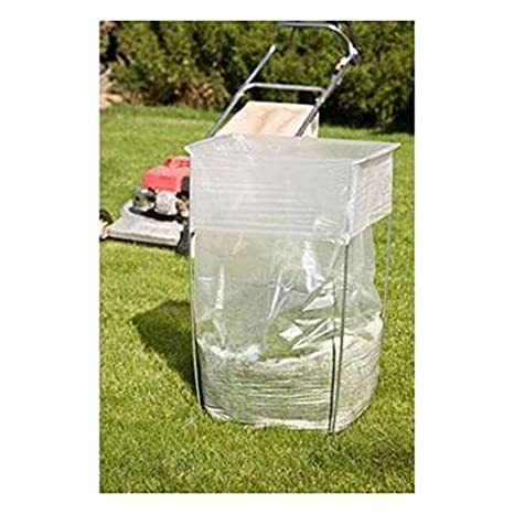 Bag Buddy Bag Holder - Versatile Metal Support Stand for 39 - 45 Gallon  Plastic and Paper Bags - Use For Leaves, Yard Work, Laundry, Trash and More  -