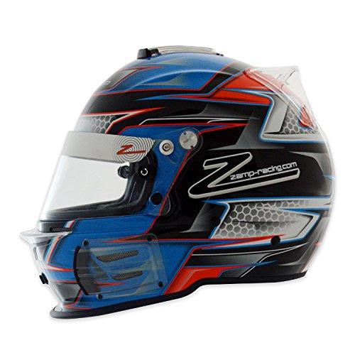 Zamp Racing Helmet - 3