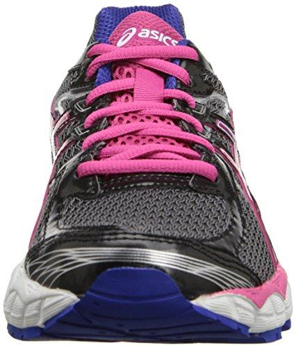 ASICS Women's Gel Flux 2 Running Shoe Onyx/Hot Pink/Blue buy cheap footlocker pictures bknvi