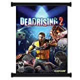 "Dead Rising 2 Game Fabric Wall Scroll Poster (16"" x 22"") Inches"