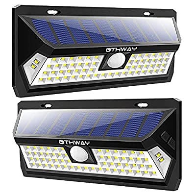 OTHWAY Solar Wall Lights