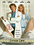 Critical Care poster thumbnail
