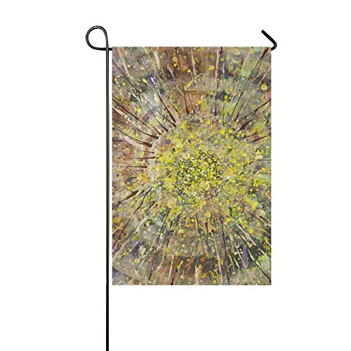 Home Decorative Outdoor Double Sided Art Modern Painting Acr