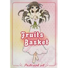 SET CARTES POSTALES-FRUITS BASKET