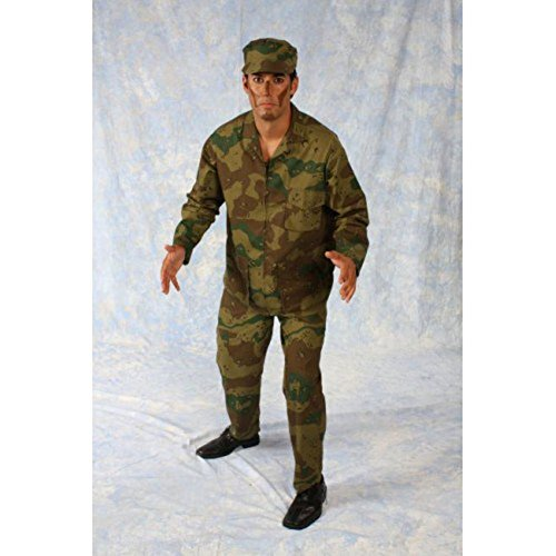 Men's Army Man, Green