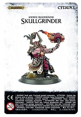 Warhammer 40K Age of Sigmar Khorne Bloodbound Skullgrinder from Agd