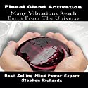 Pineal Gland Activation: Many Vibrations Reach Earth from the Universe Audiobook by Stephen Richards Narrated by Harry Roger Williams III