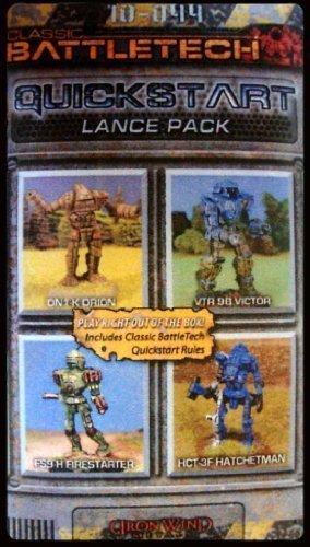 Compra calidad 100% autentica BATTLETECH 10-044 Quick Estrellat Lance Pack by BATTLETECH BATTLETECH BATTLETECH  tienda en linea