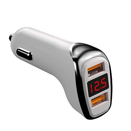 CCJX 3.1A Cargador Rápido De Teléfono Móvil Dual USB ...