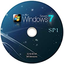 Windows 7 All editions Repair reinstall recovery DVD