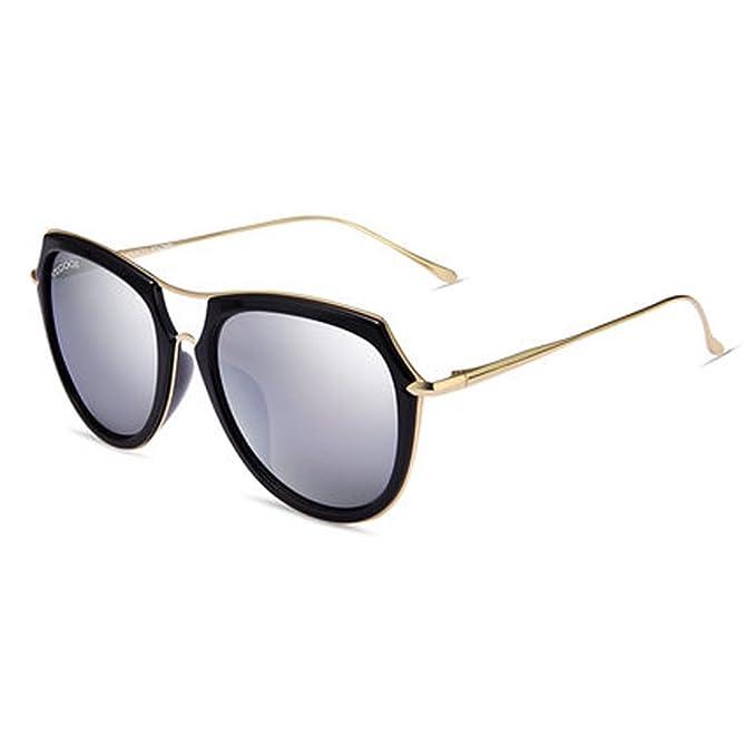 CH ZYTYJ ZY Las gafas de sol de las mujeres nuevas señoras ...