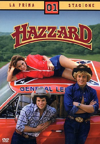 Hazzard - Stagione 1 (1981) Completa 5 DVD9
