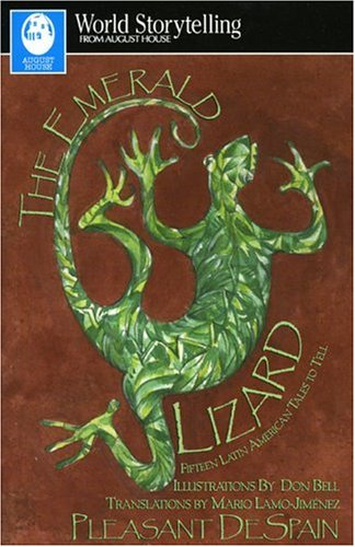 Emerald Lizard (World Storytelling) by Brand: August House