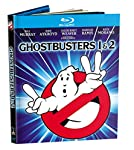 Cover Image for 'Ghostbusters / Ghostbusters II (4K-Mastered + Included Digibook)'