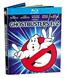 Ghostbusters & Ghostbusters II in Theaters Aug 29 & Blu-ray Sep 16