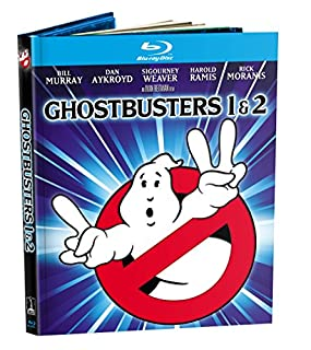 Ghostbusters / Ghostbusters II (4K-Mastered + Included Digibook) [Blu-ray] (B00KUS5YGC) | Amazon Products