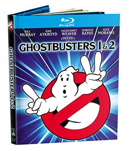 Ghostbusters / Ghostbusters II (4K-Mastered + Included...