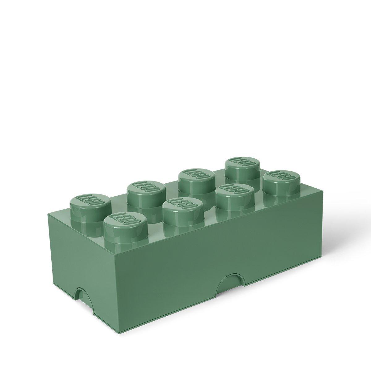 LEGO Storage Brick 8 Black Room Copenhagen 40040633 Accessory Consumer Accessories