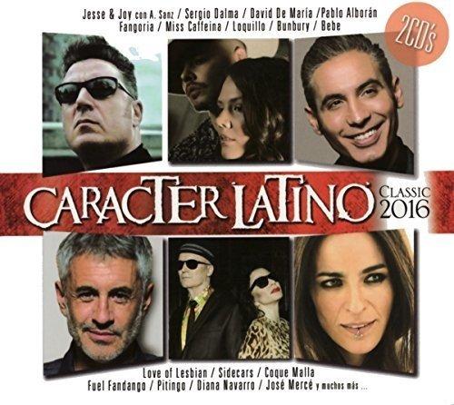 VA - Caracter Latino Classic 2016 - ES - 2CD - FLAC - 2016 - NBFLAC Download