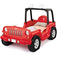 Little Tikes Jeep Wrangler Toddler Bed