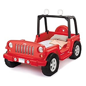 Little Tikes Jeep Wrangler Toddler To Twin Bed 17