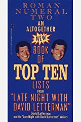 An Altogether New Book of Top Ten Lists Paperback