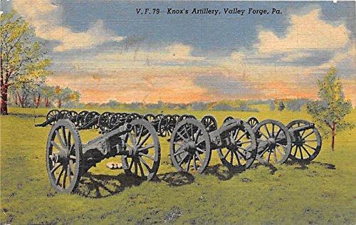 Valley Forge, Pennsylvania Postcard (Valley Pennsylvania)