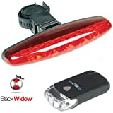 Raleigh RSP 3 LED FRONT LIGHT and 5 LED REAR BIKE LIGHT