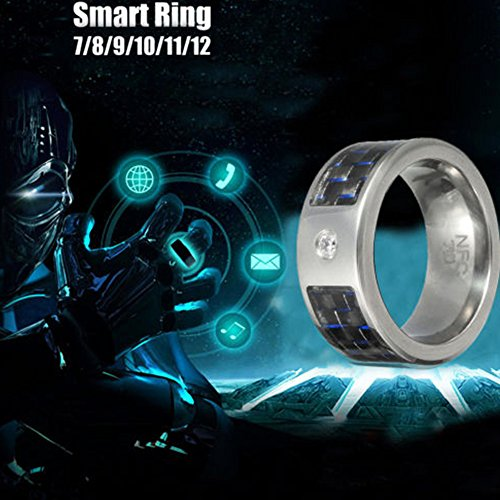 Wang Yaqin NFC RFID Magic Wearable Water Proof Smart Rings Universal Compatible For Android Windows Mobile Phone (11) by Wang Yaqin (Image #3)