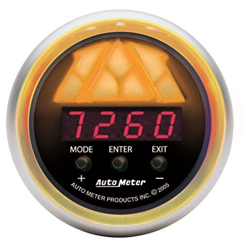 Pro Shift Light (Auto Meter 3389 Sport-Comp 2-1/16 Level 3 Digital Pro-Shift System Shift Light Gauge)