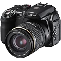Fujifilm Finepix S9100 9MP Digital Camera with 10.7x Wide-Angle Optical Zoom