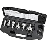 IDEAL 36-314 TKO Carbide Tipped Hole Cutter with 6-Piece Master Electrician's Kit