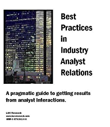 Best Practices in Industry Analyst Relations