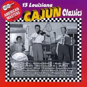 15 Louisiana Cajun Classics
