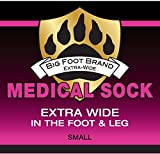 20% Off Extra Wide Womens Diabetic Socks 3 Pack