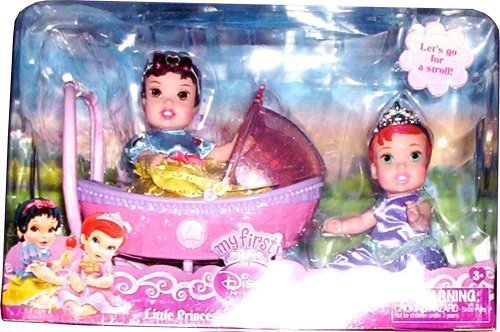 Disney Princess Baby Stroller - 2