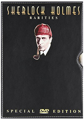 (Sherlock Holmes Rarities (Murder at the Baskervilles / The Sign of Four / A Study in Scarlet / The Triumph of Sherlock Holmes) (4-DVD Leather Box Set))