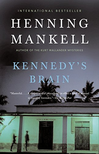 Kennedy's Brain: A Thriller (Vintage Crime/Black Lizard)