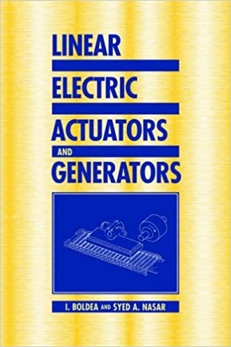 Linear Electric Actuators: I  Boldea: 9780521020329: Amazon