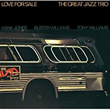 Love for Sale by Great Jazz Trio (2016-05-04)